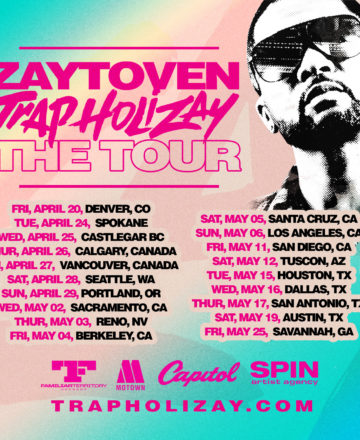 Zaytoven annouces new dates on TrapHolizay Tour