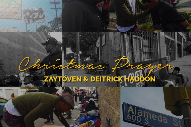 Deitrick Haddon – Christmas Prayer [Prod By Zaytoven]