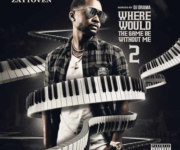 Zaytoven and Dj Drama featured on Spinrilla