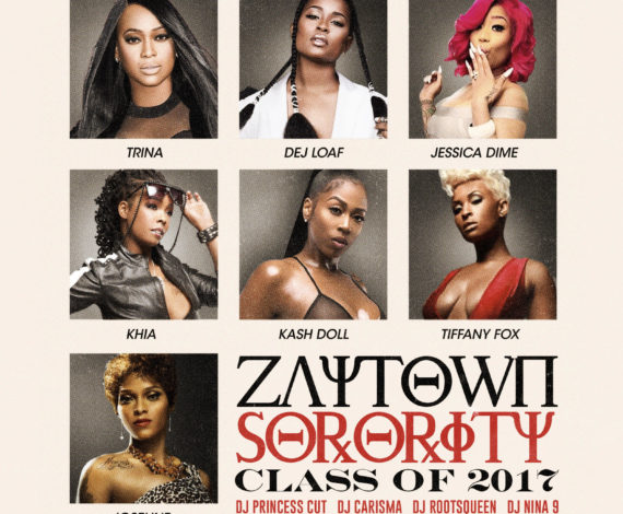 Zaytown Sorority Vol. 2 [Princess Cut RootsQueen Nina 9 Carisma]